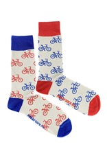 Friday Sock Co Bike Bike Bike Socks