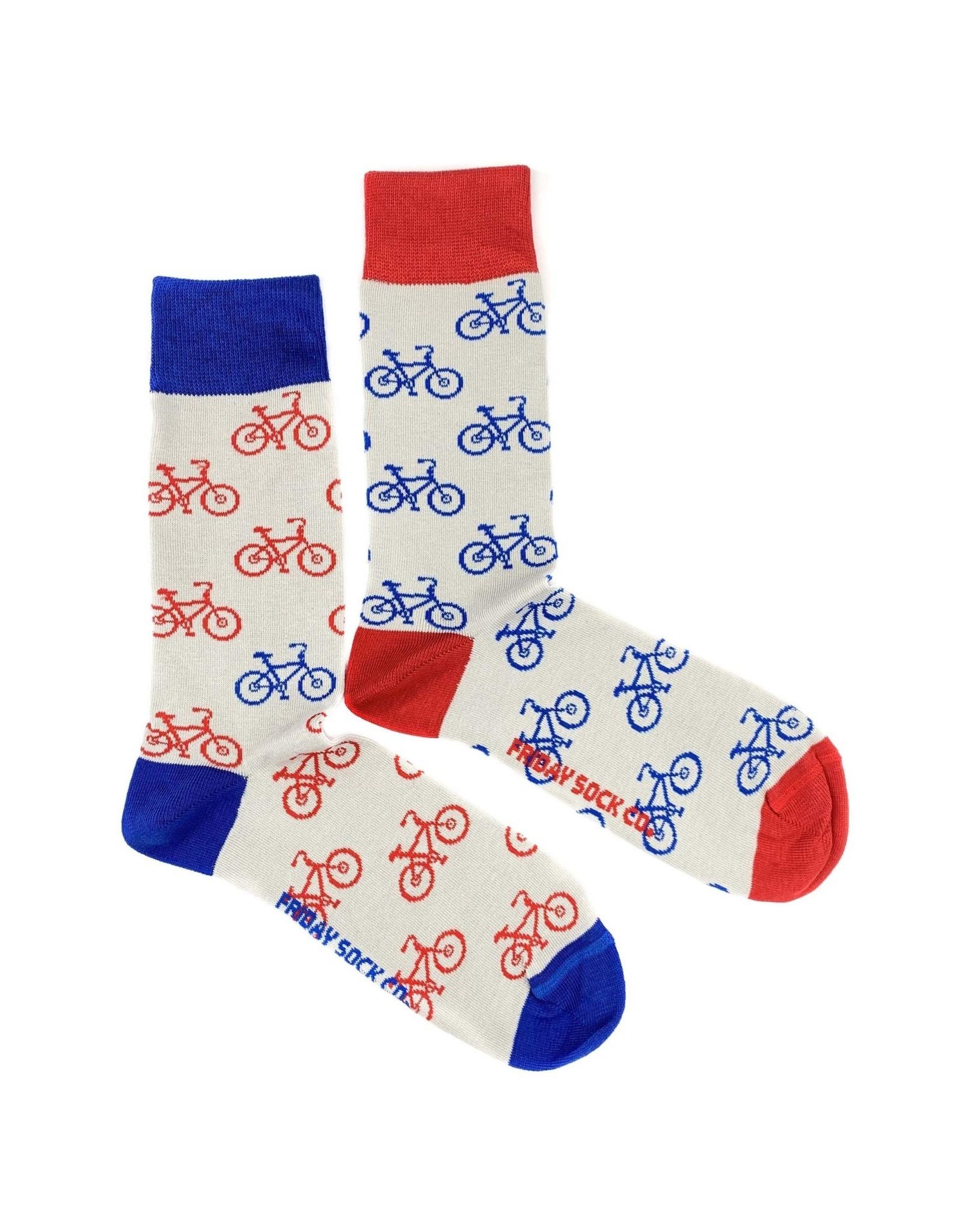 Friday Sock Co Bike Bike Bike Socks