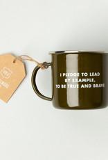 Izola Scout Pledge Mug