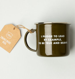 Izola Scout Pledge Mug