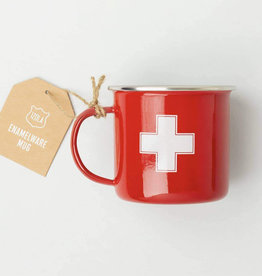 Izola Red Cross Apothecary Mug