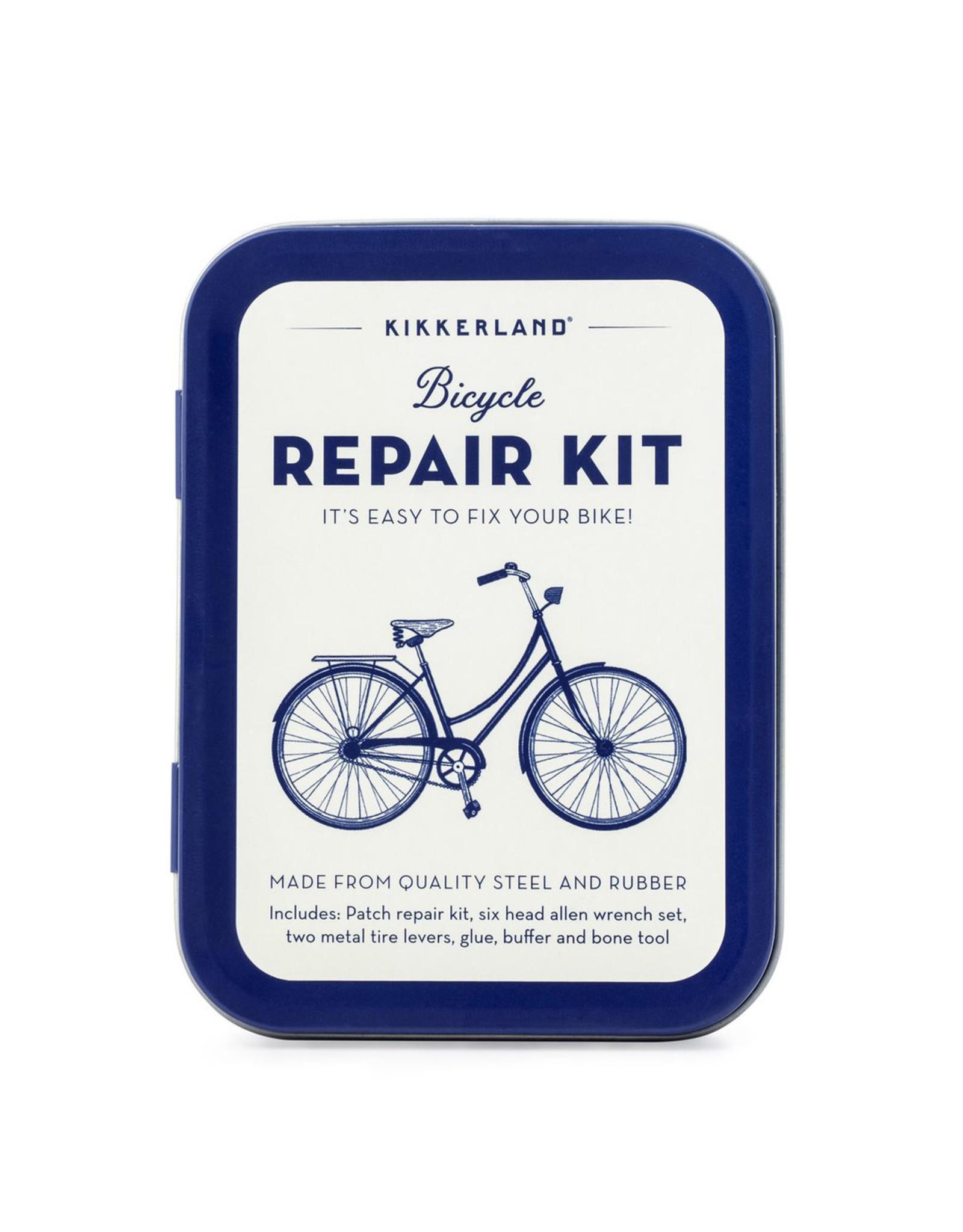 Kikkerland Bike Repair Kit
