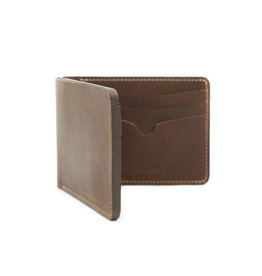 Leather Works Minnesota No. 9 Bifold Wallet