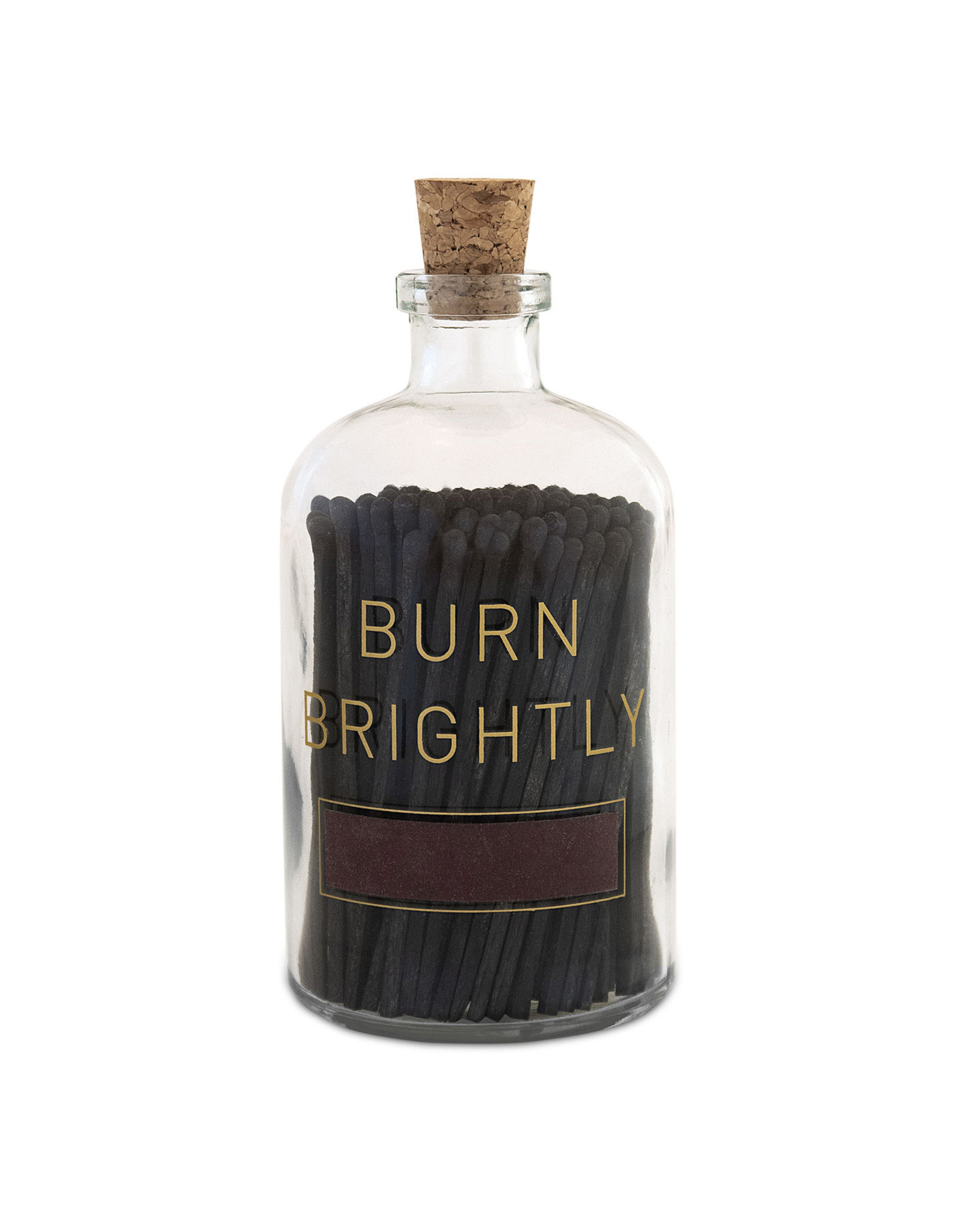 Skeem Design Burn Brightly Large Match Bottle