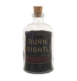Skeem Design Burn Brightly Large Match Bottle