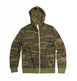 Alternative Apparel Lightweight Eco-Jersey Hoodie