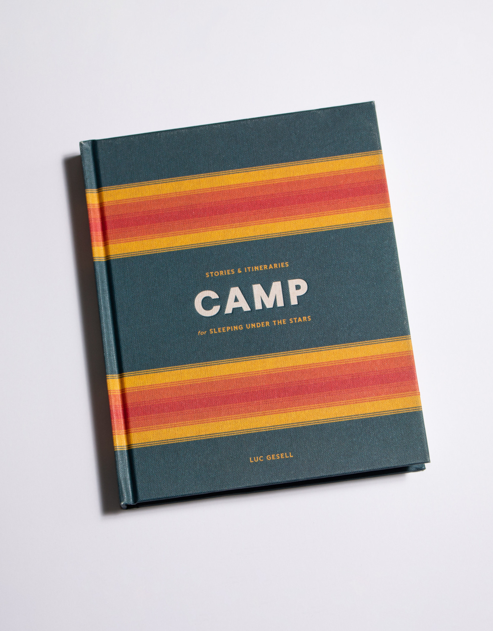 Penguin Random House Camp Stories & Itineraries