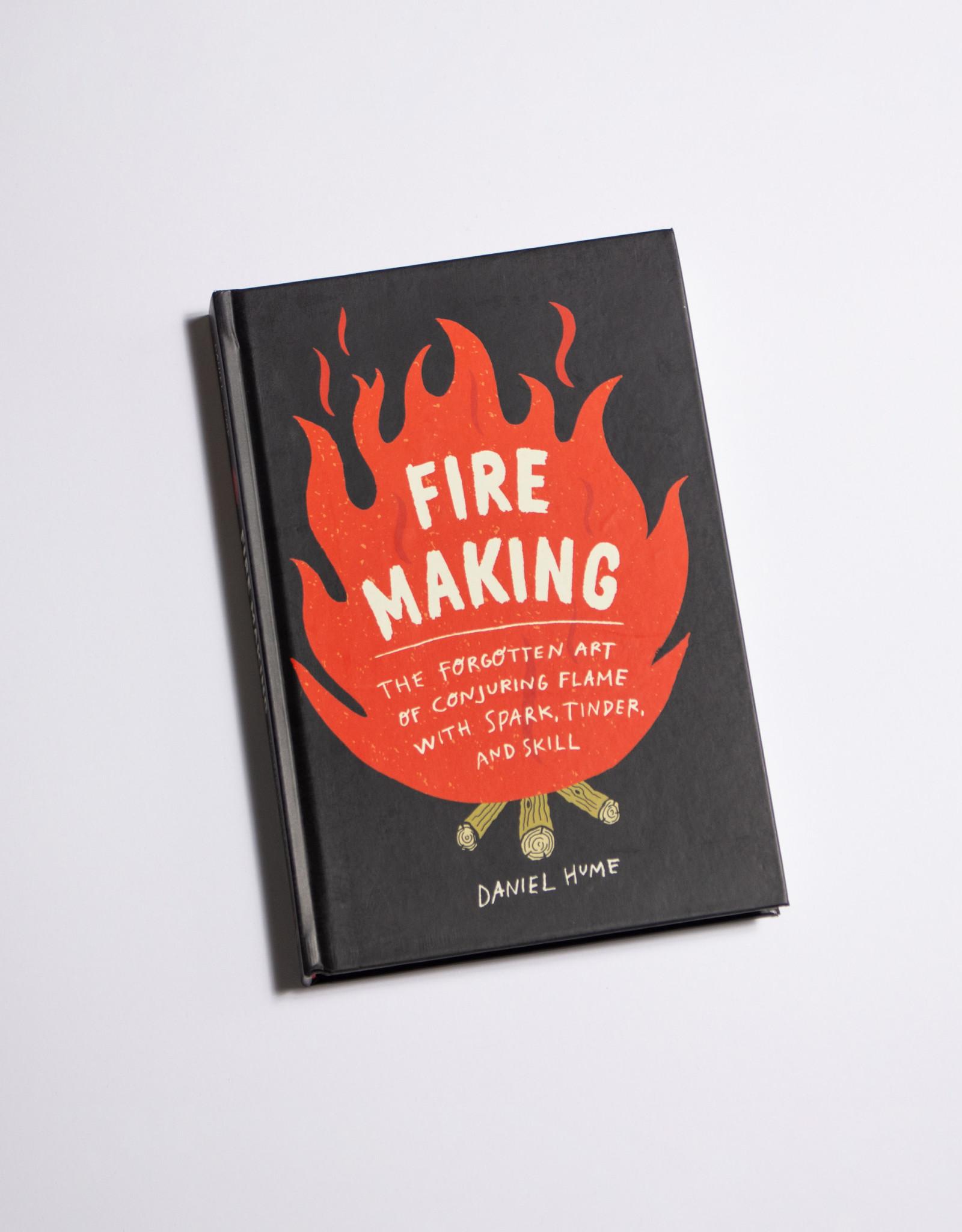 Workman Publishing Co Fire Making