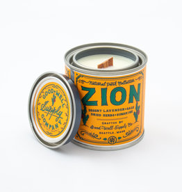 Good and Well Supply Company National Park Candle - Zion