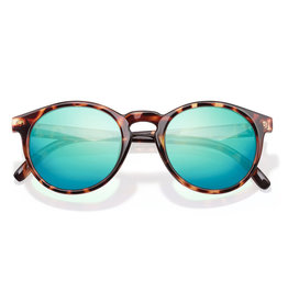 Sunski Dipsea Sunglasses Tortoise Emerald