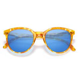 Sunski Manakais Sunglasses Tortoise Aqua