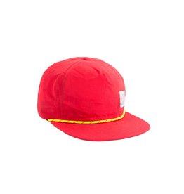 Topo Cord Cap Red