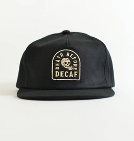 Pyknic Death Before Decaf Hat