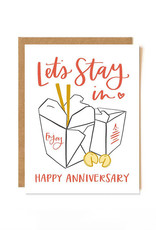 1canoe2 Takeout Anniversary Card
