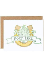 1canoe2 Good Luck Card