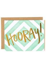 1canoe2 Hooray Card