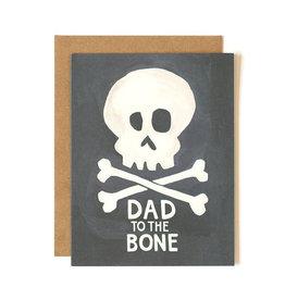 1canoe2 Dad To The Bone Card