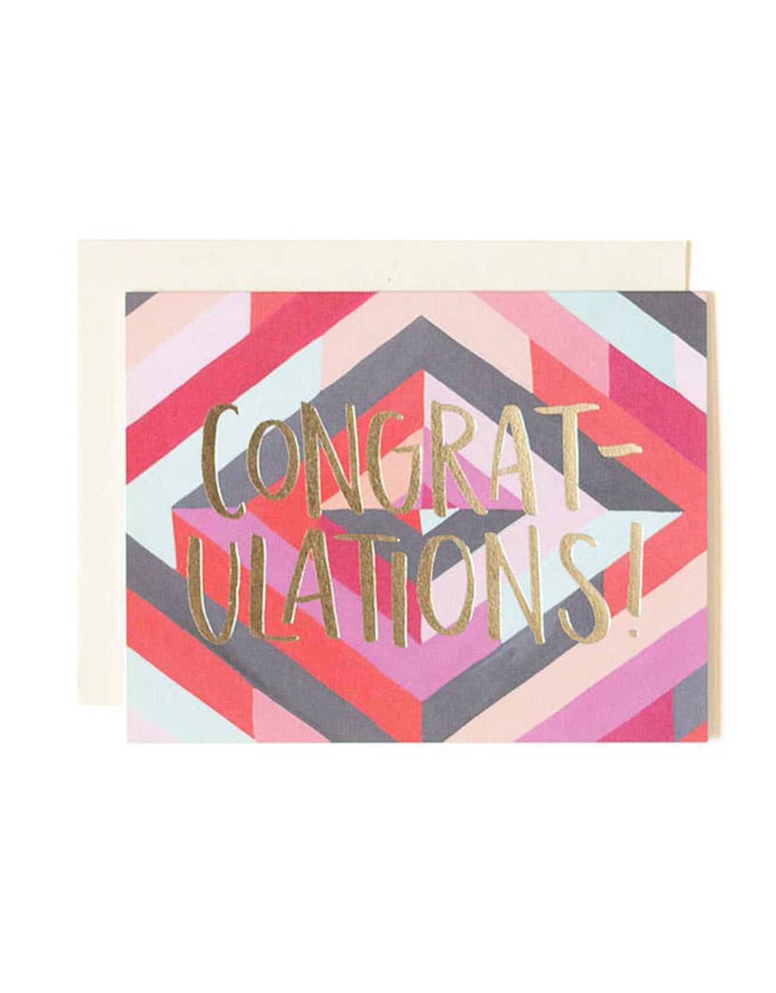 1canoe2 Diamond Congrats Card