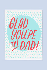 The Good Twin Glad Dad Card