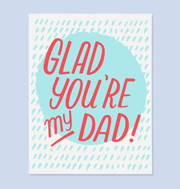 The Good Twin Glad Dad Card