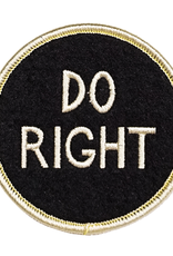 Oxford Pennant Do Right Patch