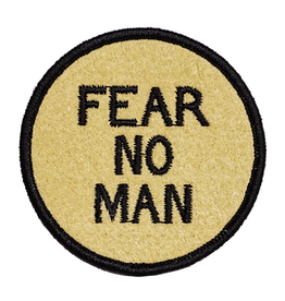 Oxford Pennant Fear No Man Patch
