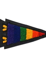 Oxford Pennant Pride Chenille Patch