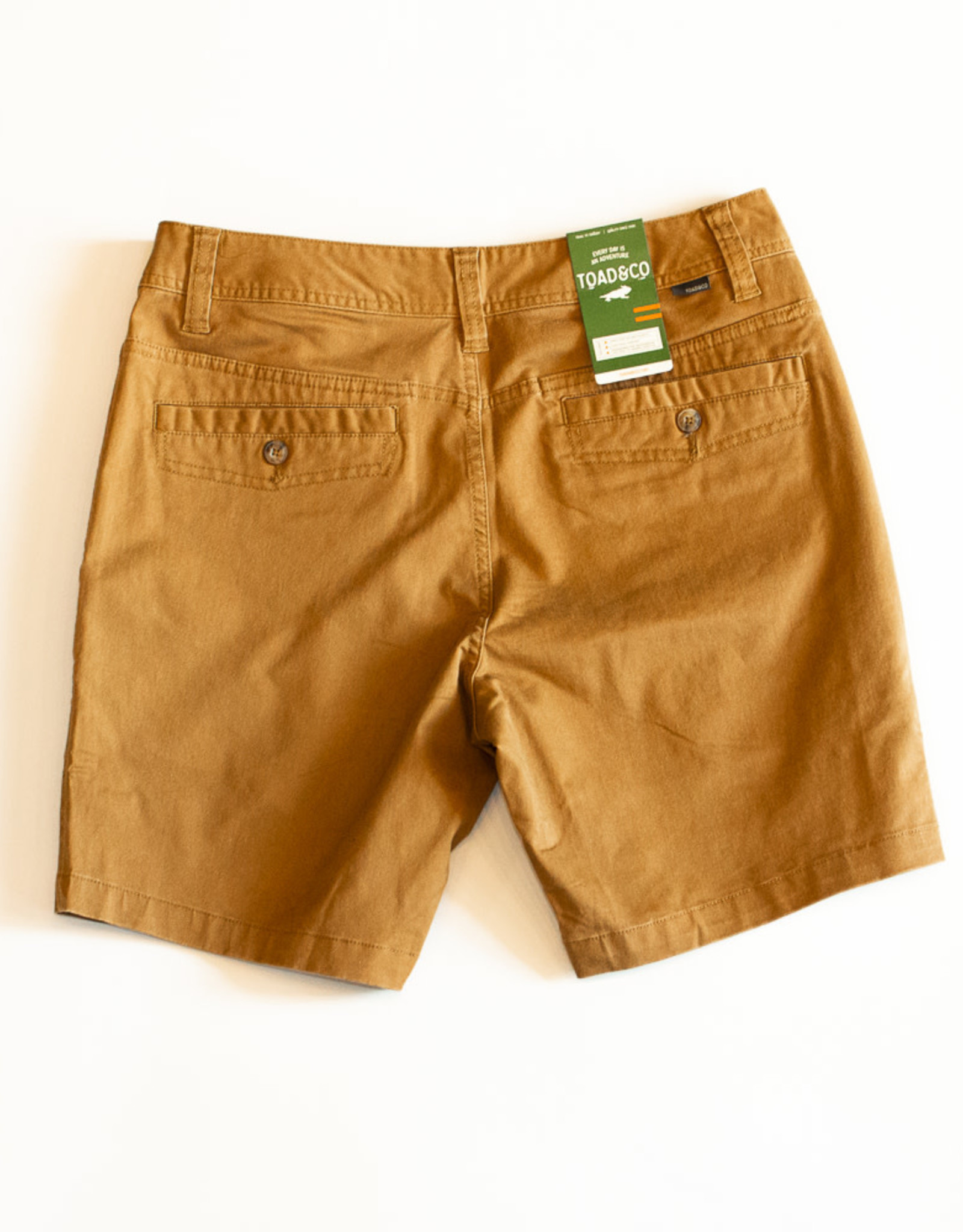 Toad & Co Mission Ridge Short - Tabac