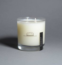 Ranger Station Balsam Fir Rocks Glass Candle