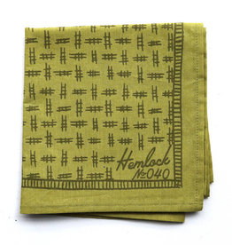 Hemlock No. 040 Hunter Bandana