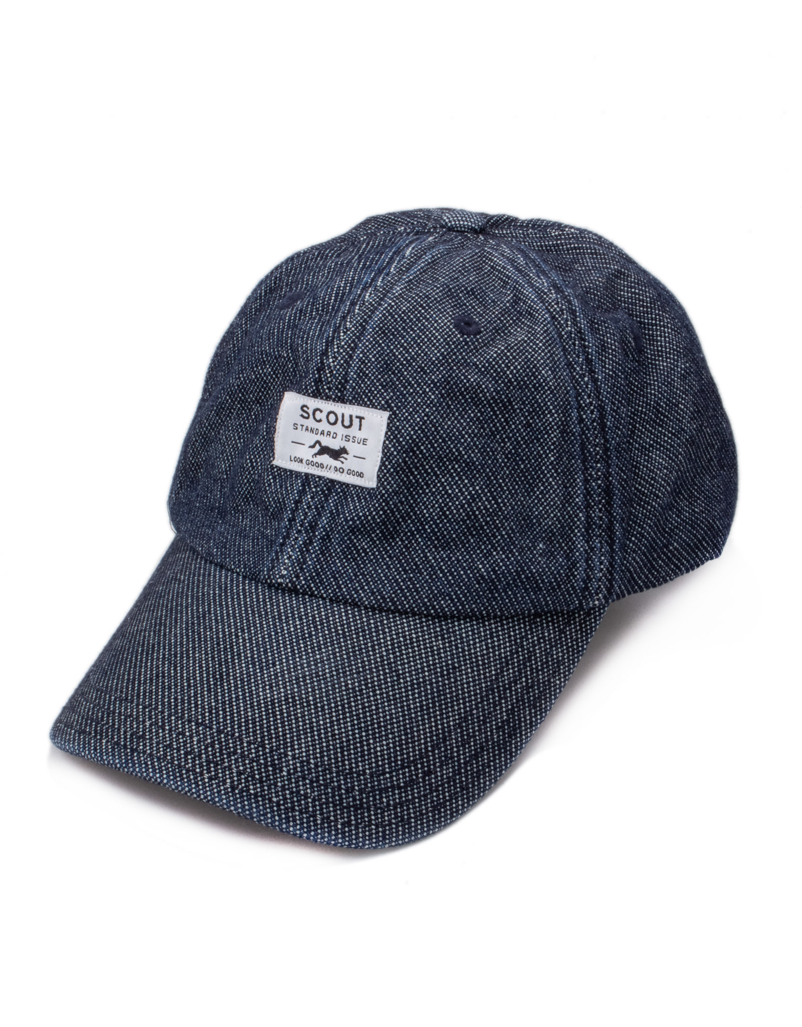 Scout Standard Issue Dad Hat - Denim