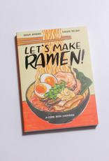 Penguin Random House Let's Make Ramen