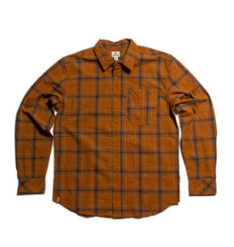 tentree Benson Flannel Tree Plaid
