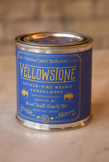 Good and Well Supply Company National Park Candle - Yellowstone