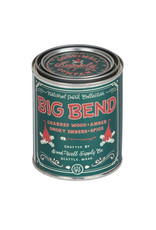 Good and Well Supply Company National Park Candle - Big Bend