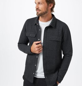 tentree Colville Quilted Long Sleeve Shirt