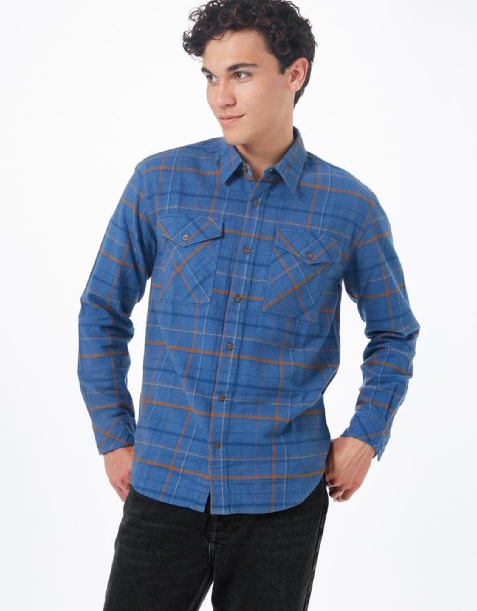 tentree Bowren Flannel