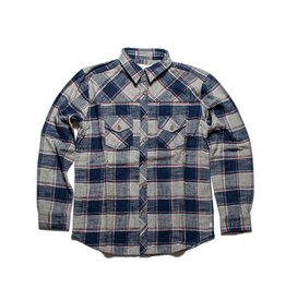 One World Brothers Double Pocket Flannel