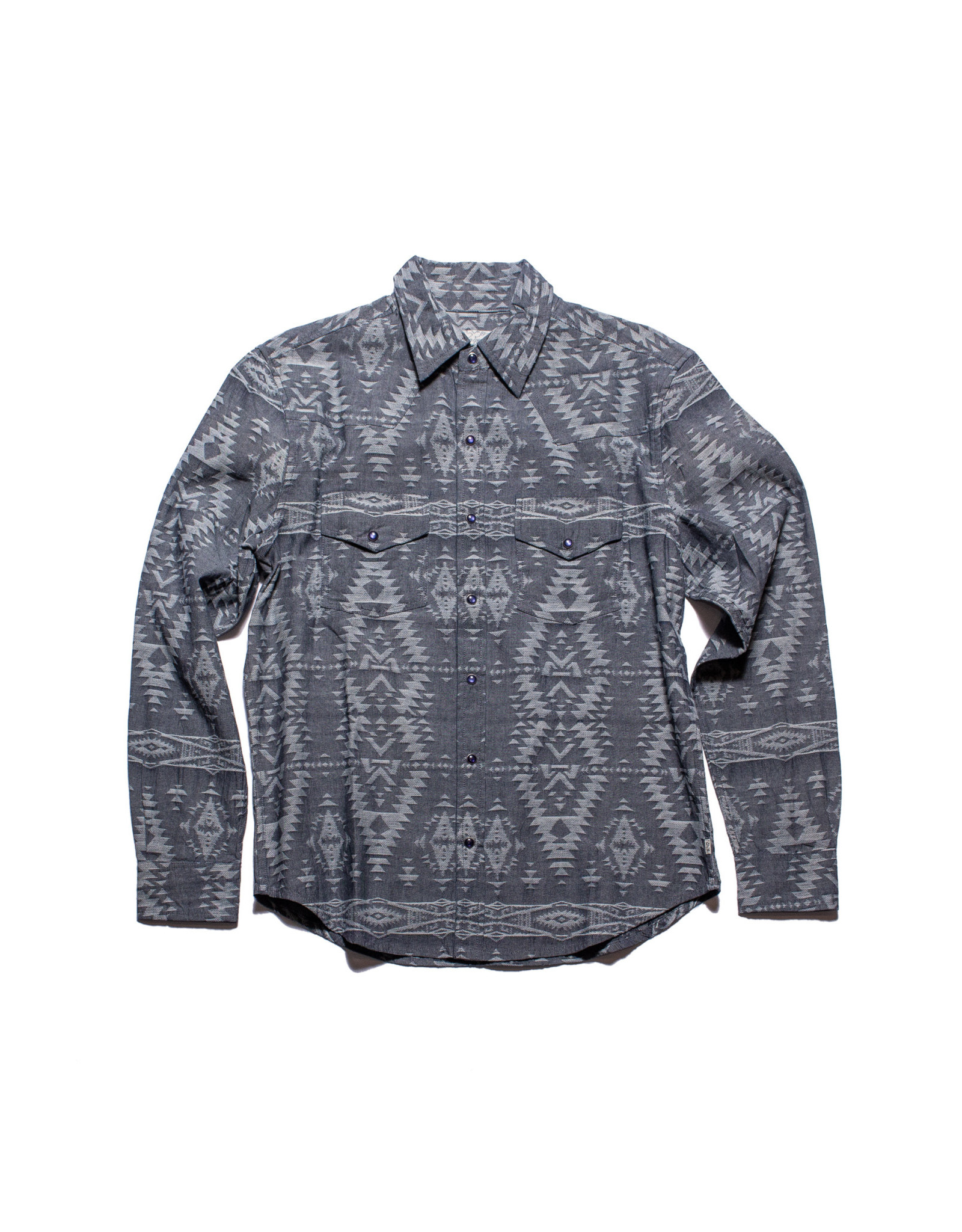 One World Brothers Jacquard Shirt