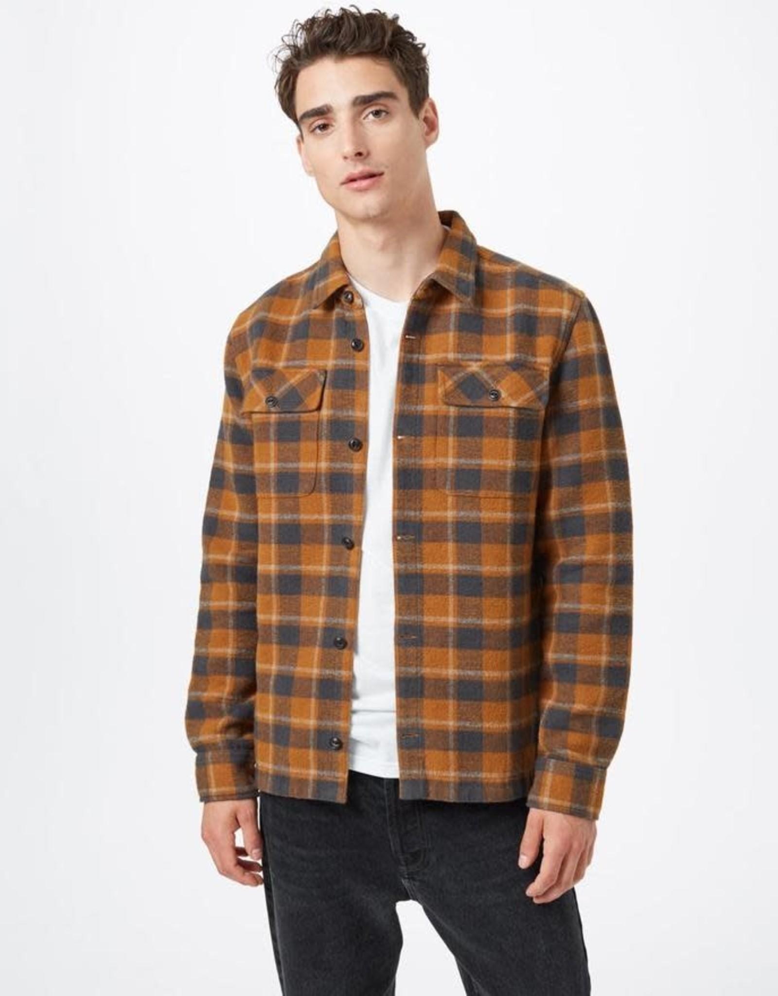 tentree Heavyweight Flannel