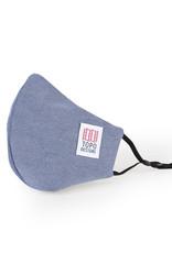 Topo Face Mask (denim/pewter)