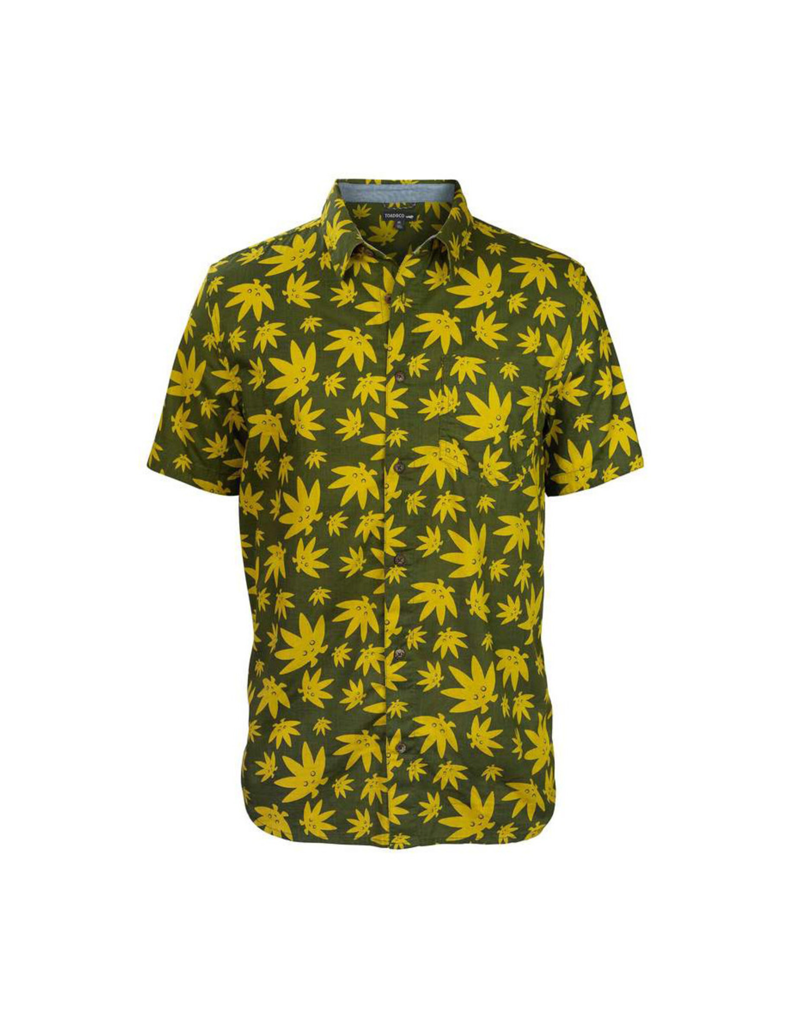 Toad & Co Fletch Shirt - Plants Are People