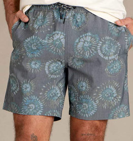 Toad & Co Boundless Short - Navy Tie Dye