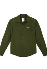 Topo Lightweight Mountain Shirt - Olive