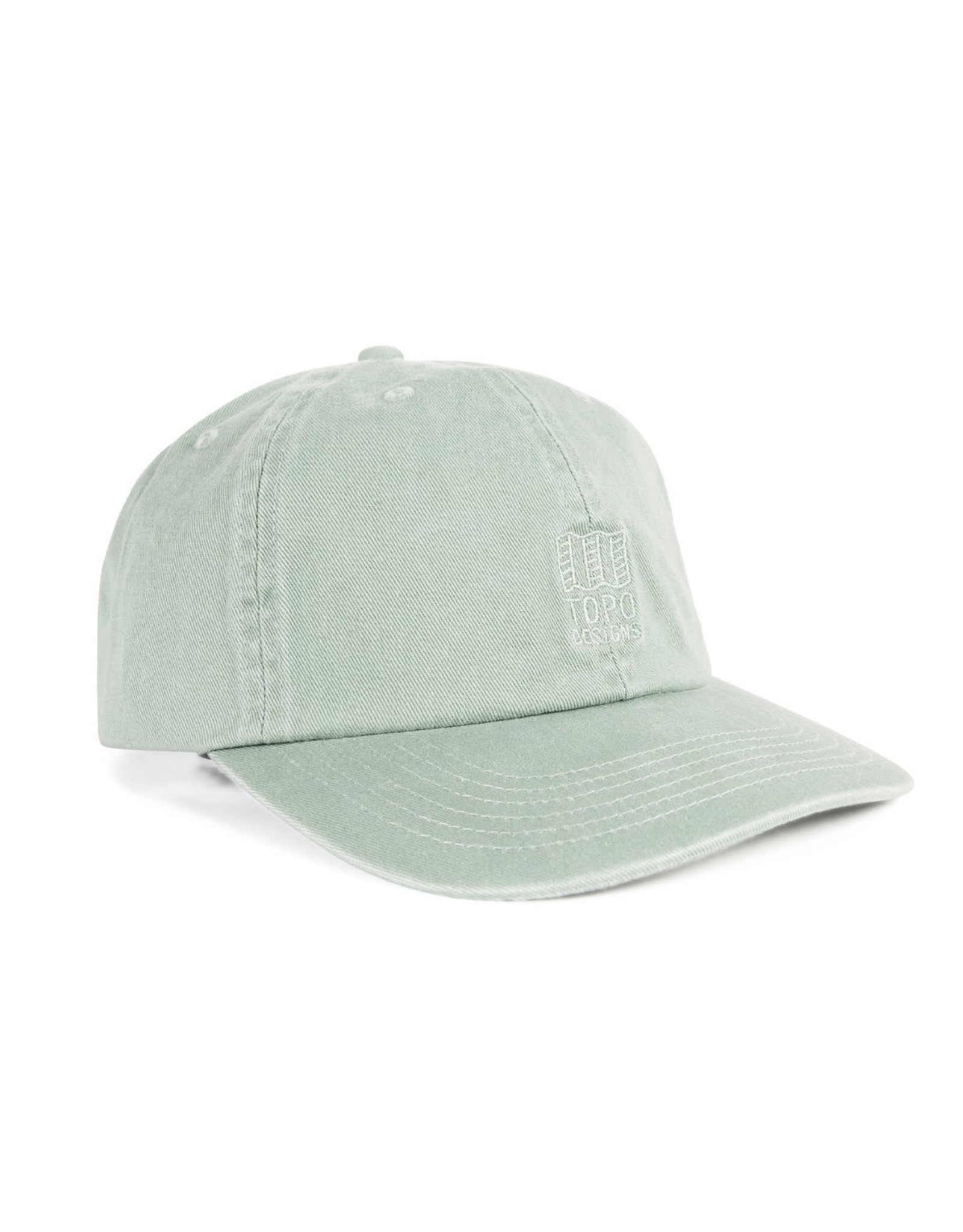 Topo Mountain Ball Cap