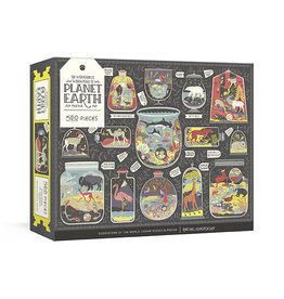 Penguin Random House Planet Earth Puzzle