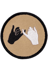 Oxford Pennant Pinky Swear  Patch
