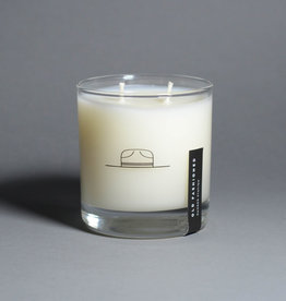 Ranger Station Old Fashioned Rocks Glass Candle