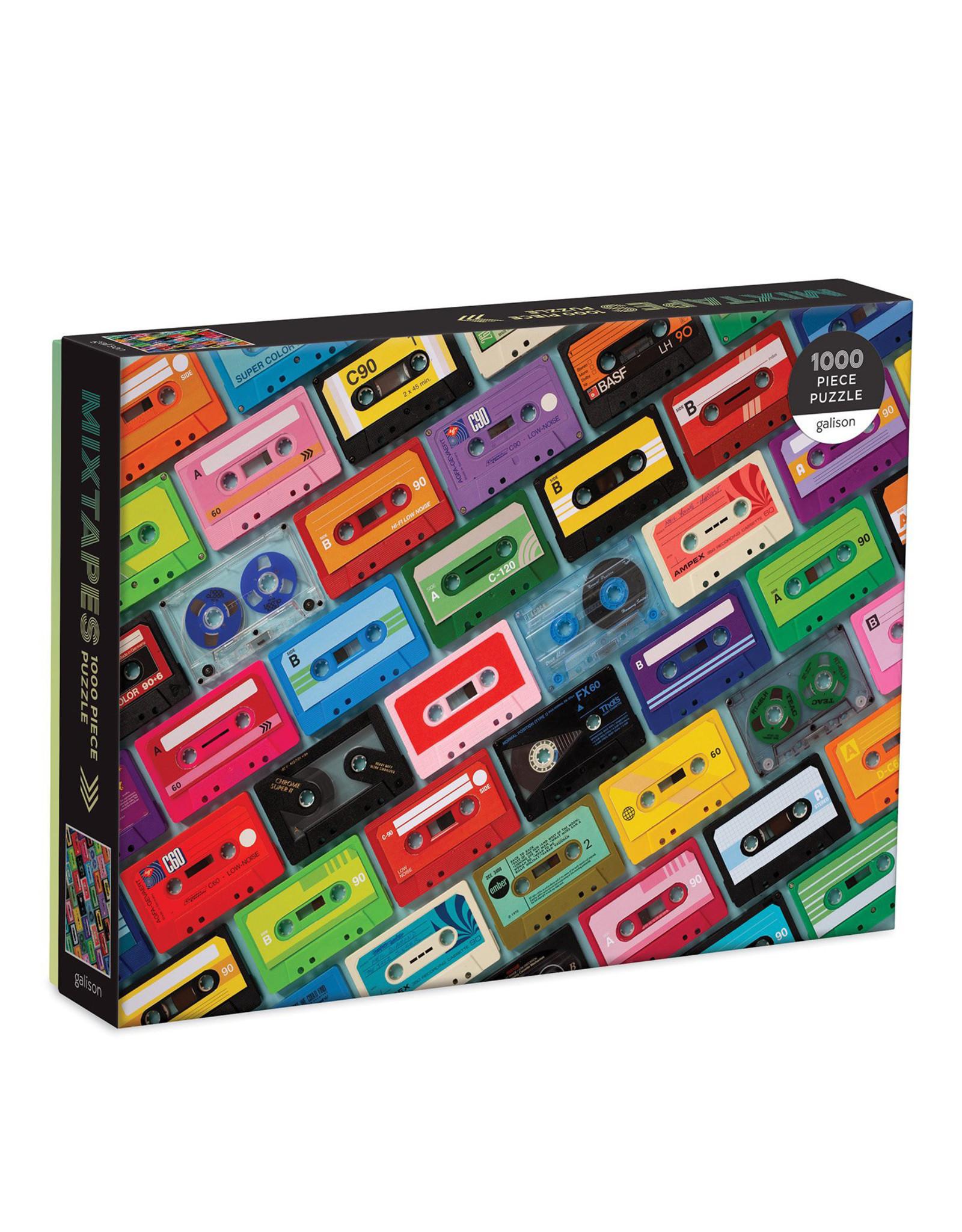 Chronicle Books Mixtape Puzzle