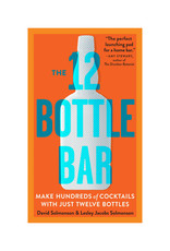 Workman Publishing Co The 12 Bottle Bar